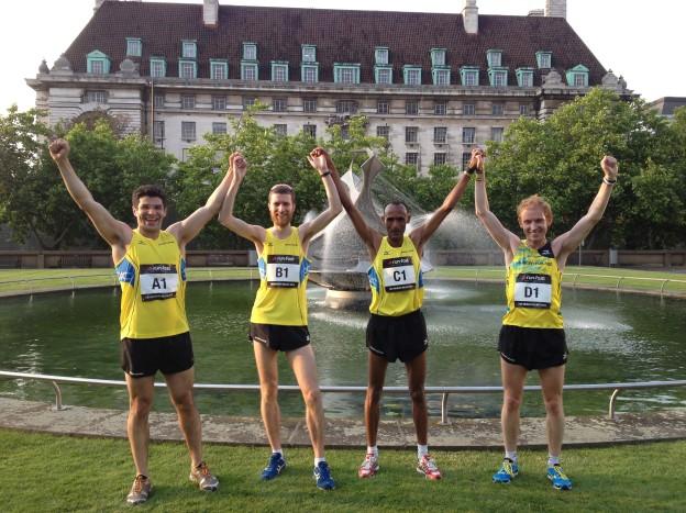 Run-Fast LBH Bridges Team