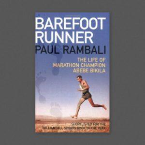 Barefoot runner Paul Rambali