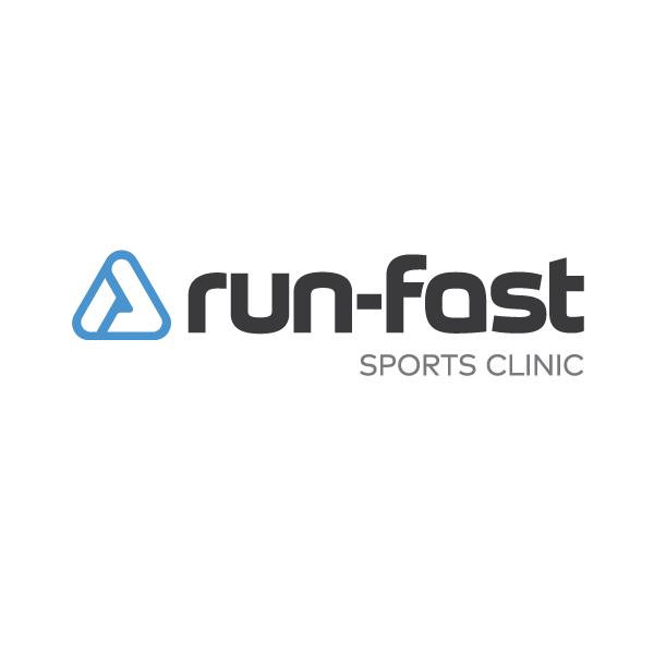 run-fast sports clinic logo