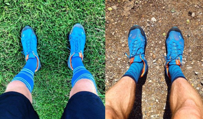 On Cloudventure Trail Shoe