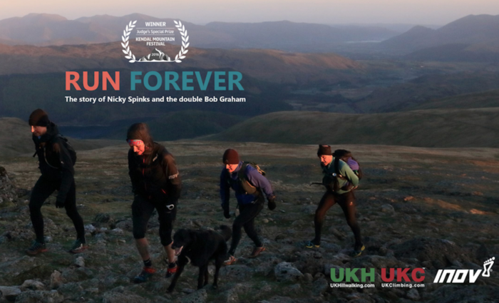 Run Forever Movie Poster