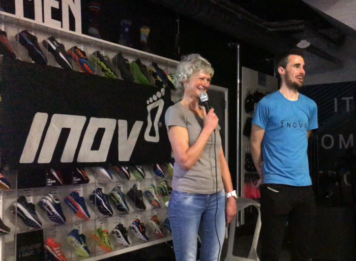 Q&A with Nicky Spinks and Lee Proctor from Inov-8