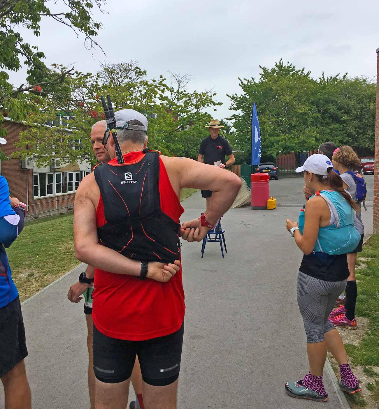 Chilterns challenge ultra marathon briefing