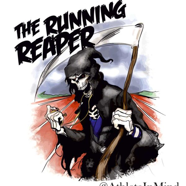 The Running Reaper Marathon training