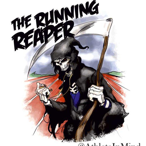 The Running Reaper Marathon training